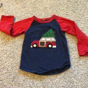 mud pie Christmas shirt